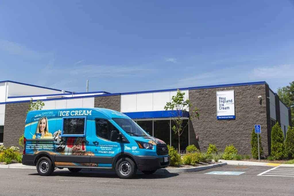New England Ice Cream Corporation
